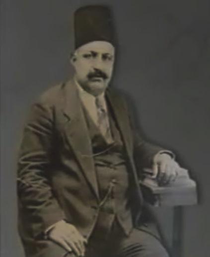 الشيخ علي الدرويش المصري الحلبي